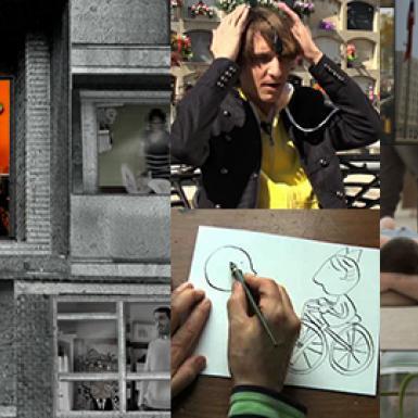 Screenshots of new digital documentaries