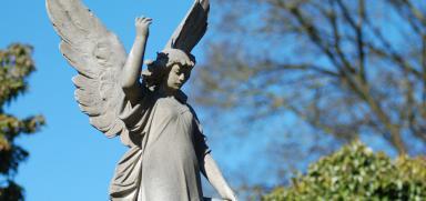 Arnos Vale Statue