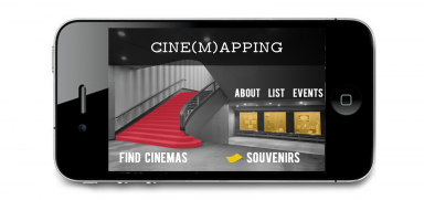 Cinemapping on mobile